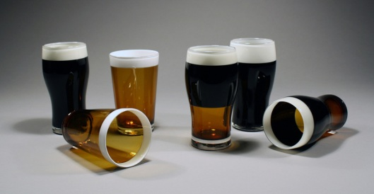 Pint Glasses, Steve Hagan