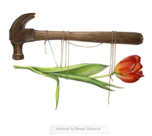 Hammer Tulip, Emma Skurnick